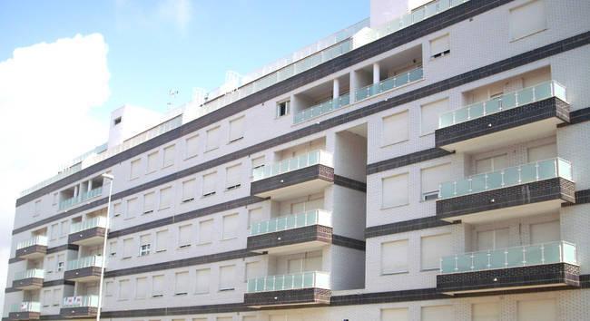 Edificio en el Grao de Castellón, 44 viviendas en la avenida C. Harley Davidson