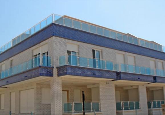 Edificio en Rafelbuñol (Valencia), 18 viviendas en calle Diputación