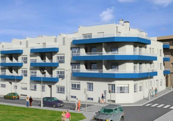 Edificio en Náquera (Valencia), 70 viviendas en la calle Sagrado Corazón
